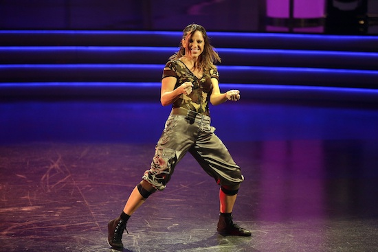 Sally on So You Think You Can Dance Australia