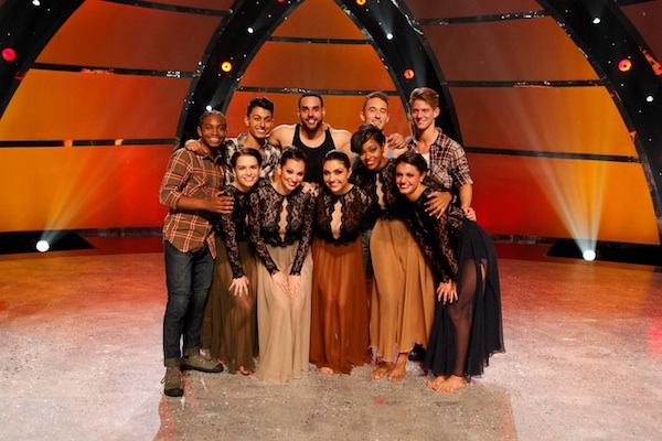 So You Think You Can Dance Season 10 Top Ten going on 2013 Tour