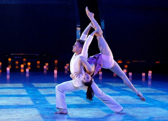 SYTYCD Season 10 Neil Haskell and Jenna Johnson