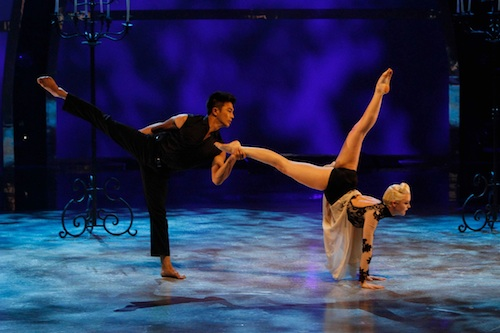 SYTYCD Marko and Malece Miller perform a contemporary routine
