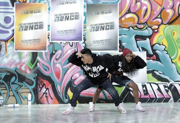 SYTYCD Season 10 hip-hop routine