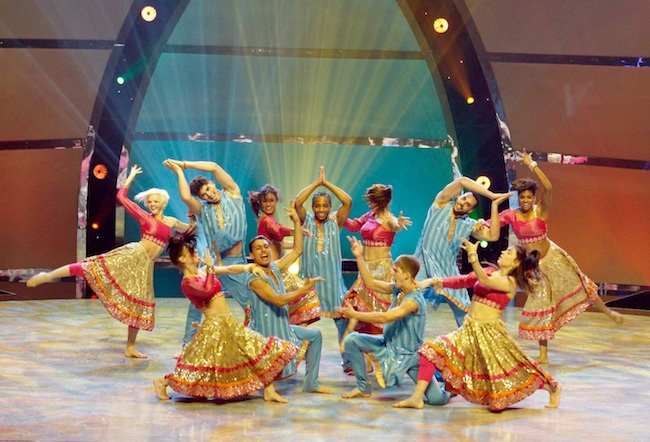 So You Think You Can Dance Season 10 Bollywood Routine