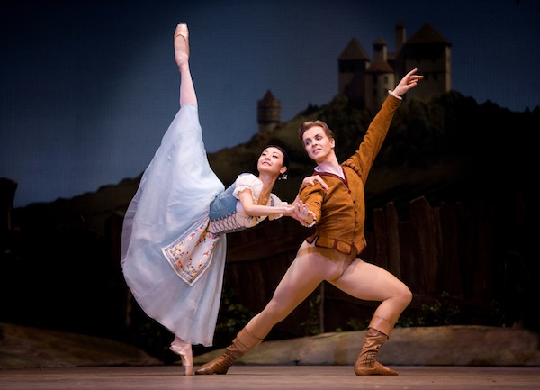 San Francisco Ballet in 'Giselle'