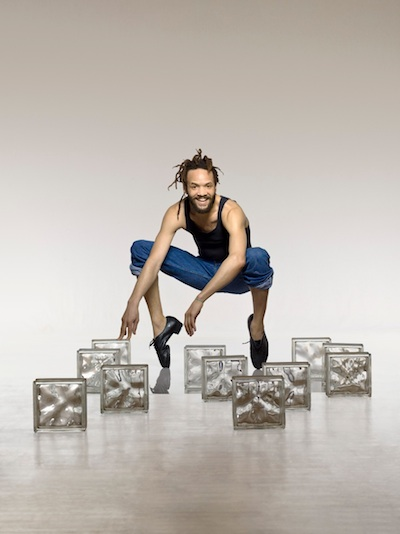 Savion Glover's STePz in NYC