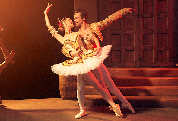 The Australian Ballet's 'Don Quixote'