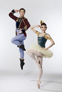 The Washington Ballet's 'Stars and Stripes'