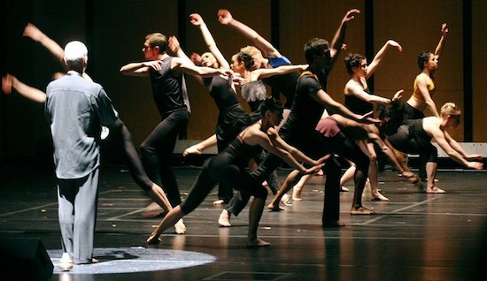 Thodos Dance Chicago in New Music and Dance
