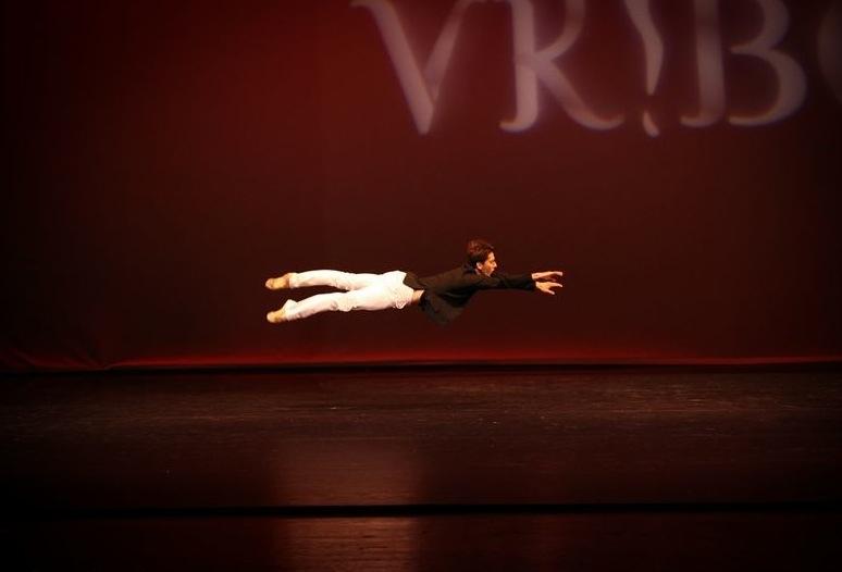 Valentina Kozlova's International Contemporary Choreographers and Dancers Competition
