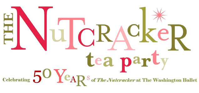The Washington Ballet's Nutcracker Tea Party