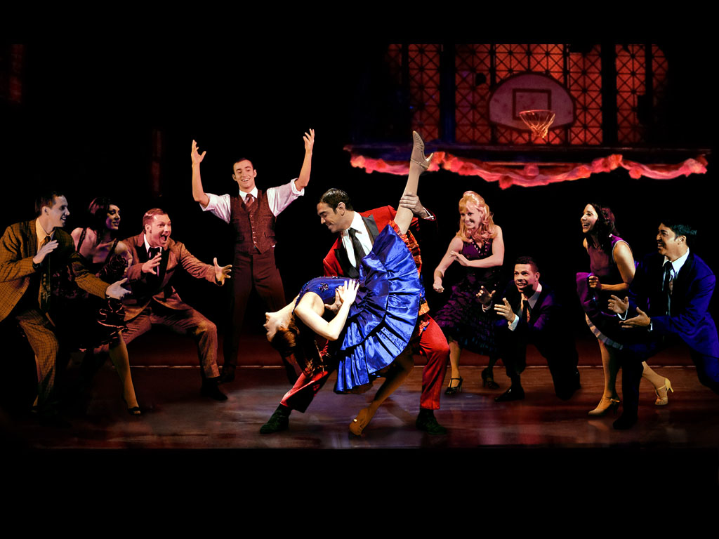 'West Side Story' coming to Cobb Energy Performing Arts Centre
