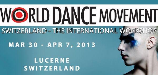 World Dance Movement Switzerland