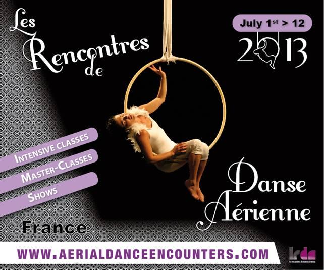 Les Rencontres de Danse Aérienne