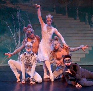 California Contemporary Ballet's 'The Snow Queen'