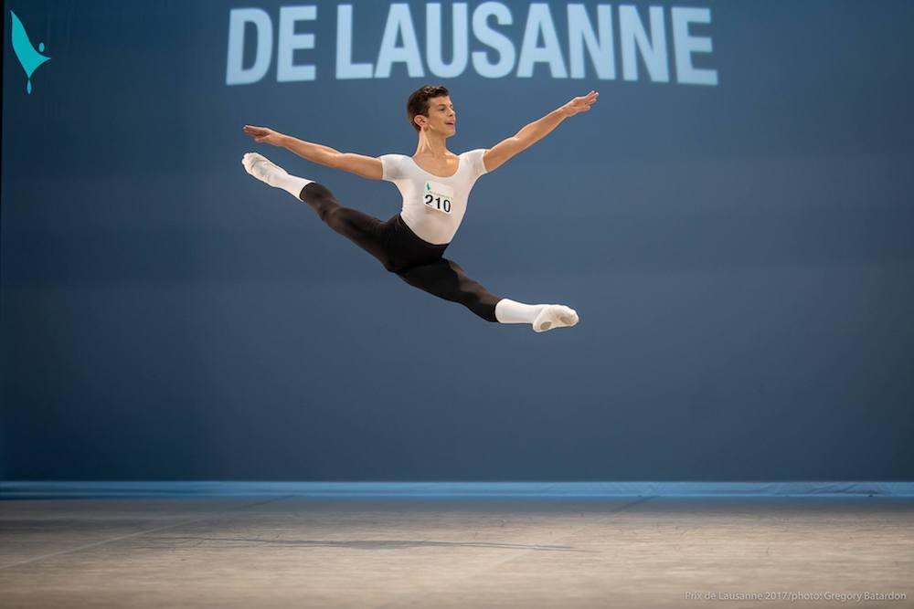 Prix de Lausanne 2017 Finalist