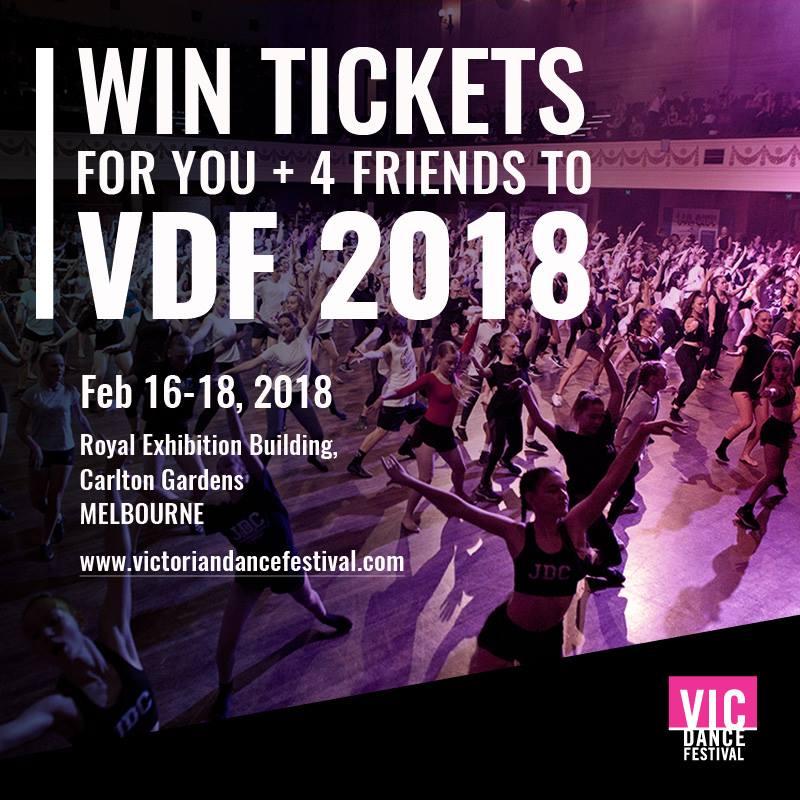 Dance Contest for 2018 Victorian Dance Festival