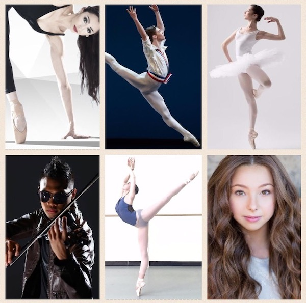 American Dance Competition Gala Artists 2017