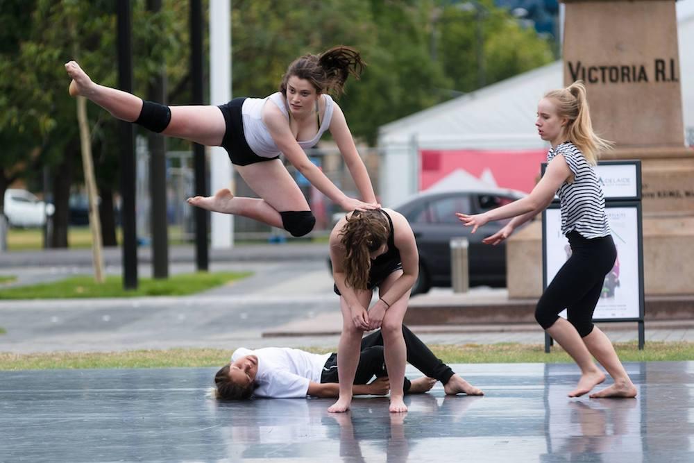 Australian Dance Theatre Youth Ensemble