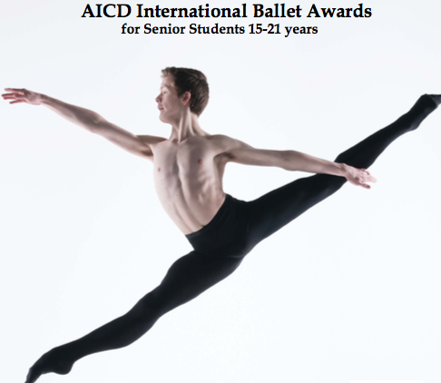 Australian Institute of Classical Dance competition in Adelaide