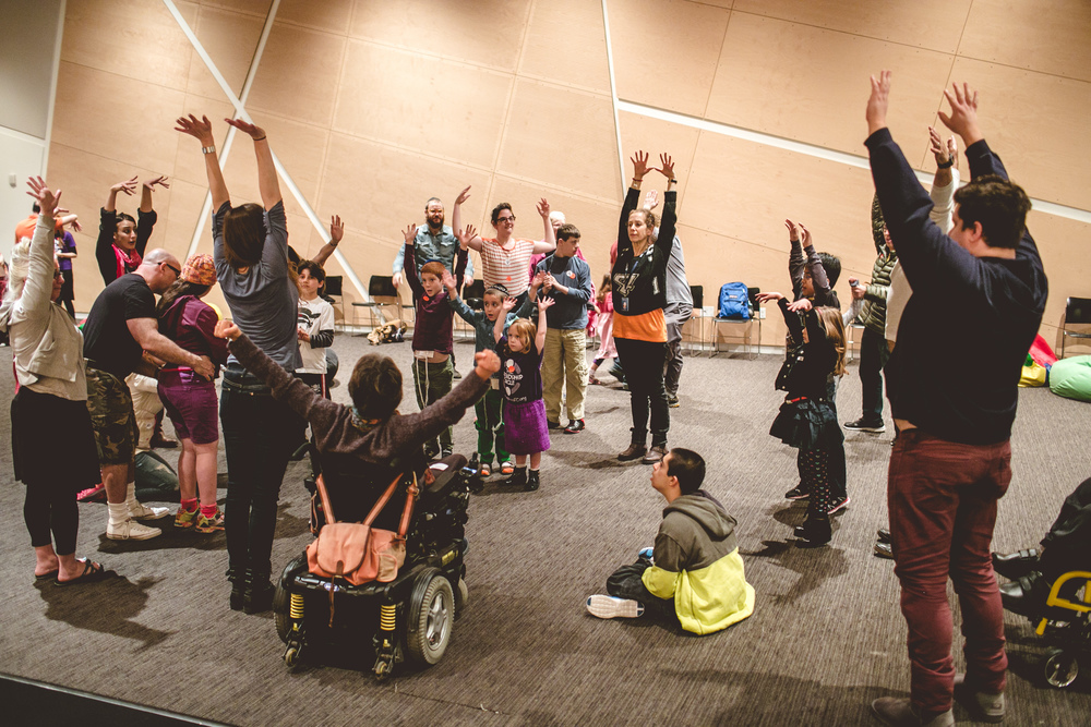 Dance Access Day in Oakland