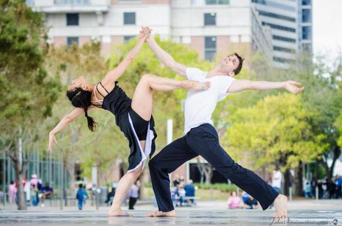Christian dance company