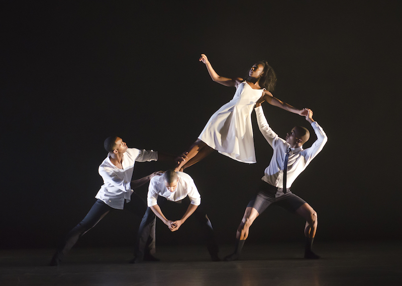 Ailey II in Marcus Jarrell Willis' work