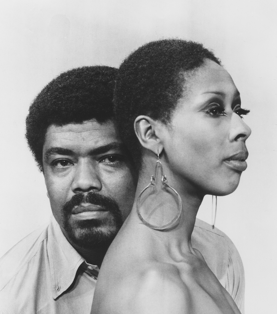 Alvin Ailey American Dance Theater leaders
