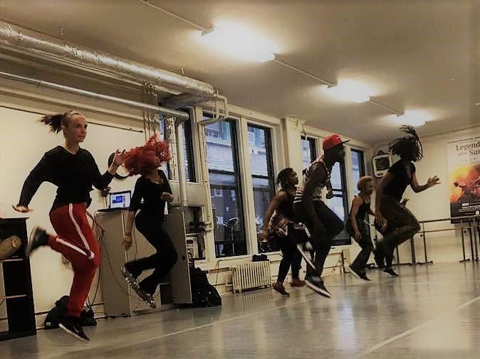 Chicago dance movement studio