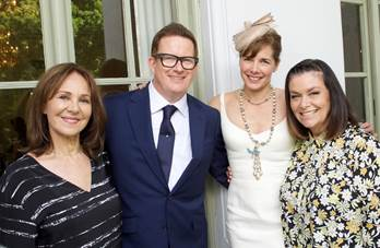 rlene Phillips, Sir Matthew Bourne, Darcey Bussell CBE and Dawn French