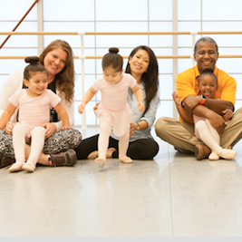 Mommy & Me Dance Classes in Virginia-Highlands