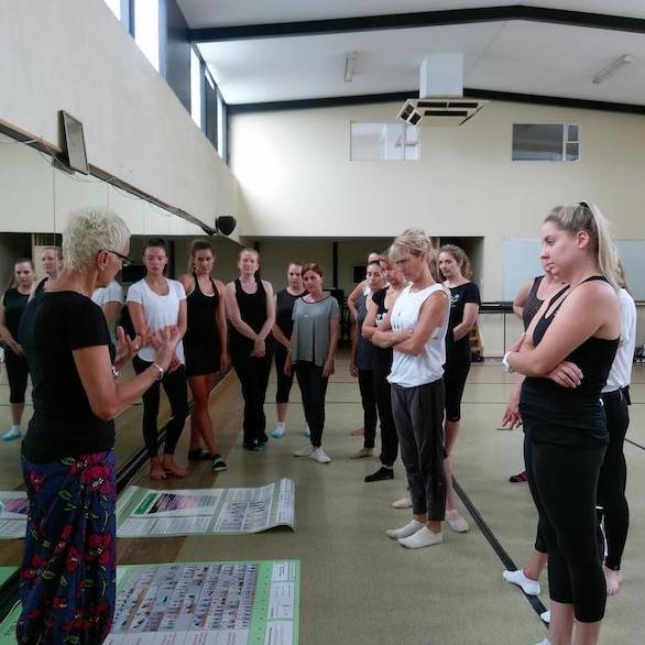 Perth Dance Teacher Workshop Event