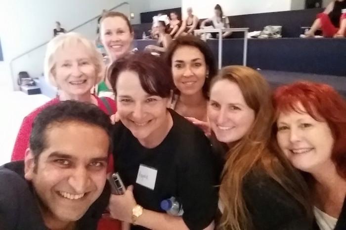 Australian dance teacher awards 2016 at WAAPA