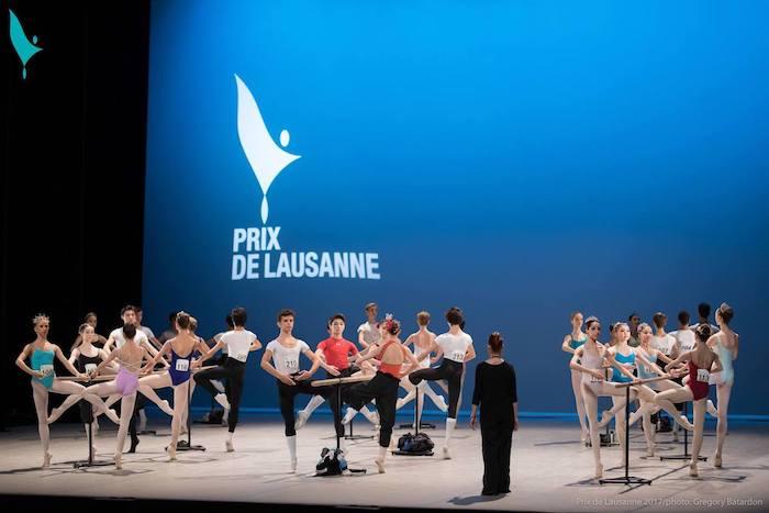 Australian ballet dancers compete in Switzerland