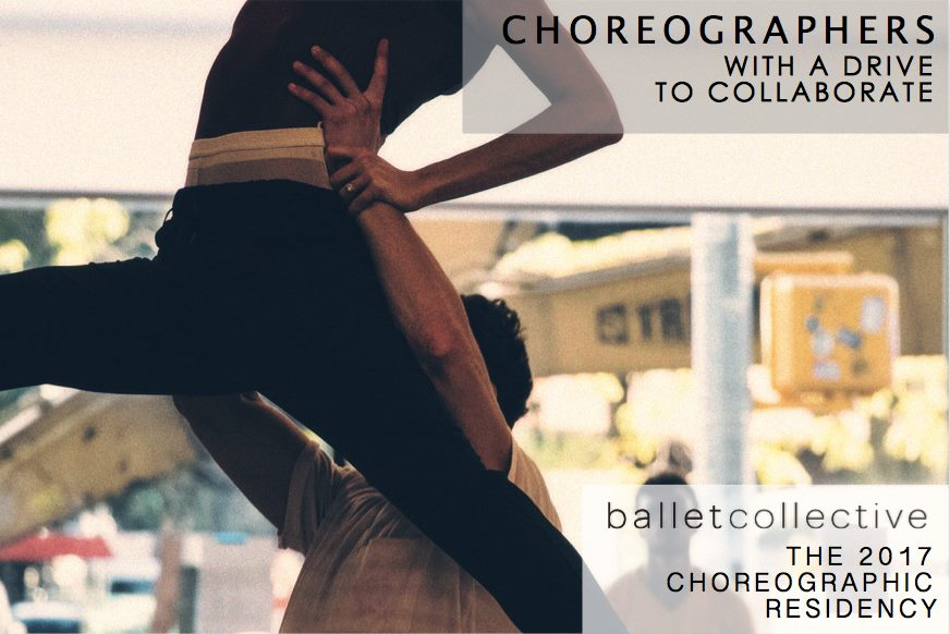 New York's Ballet Collective seeks Choreographers for 2017