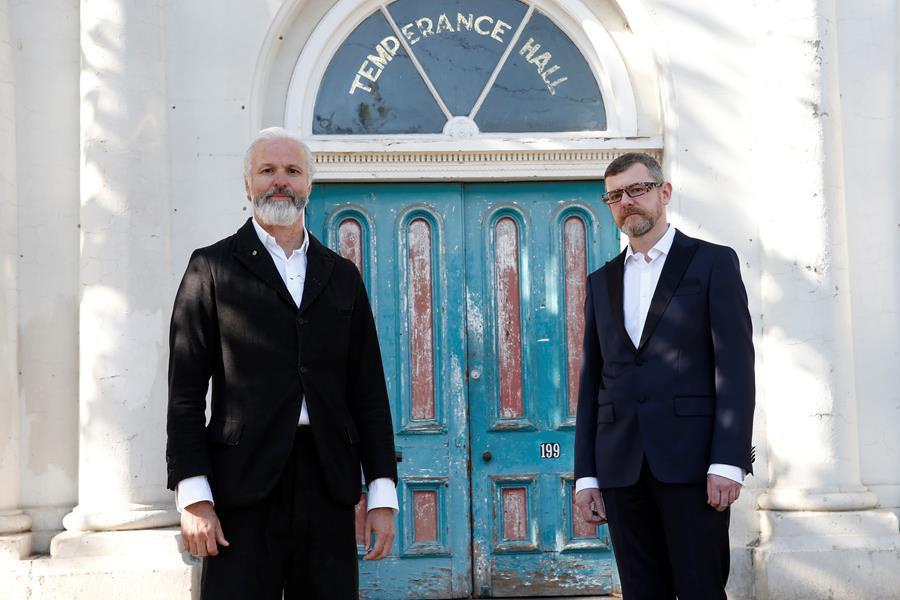 Phillip Adams BalletLab at Temperance Hall