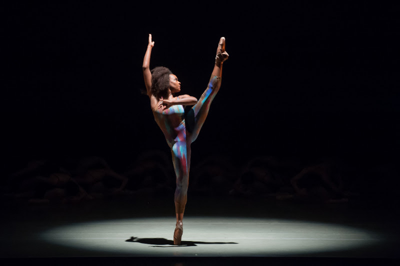 Choreography by Dan Duell for Ballet Chicago