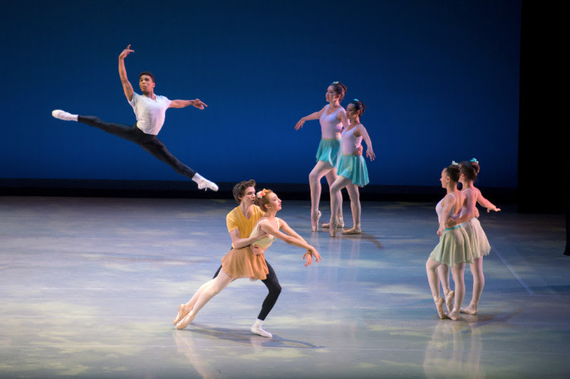 Choreography by Ted Seymour for BCSC