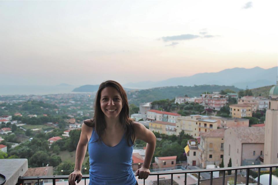 Mickela Mallozzi produces travel dance series Bare Feet