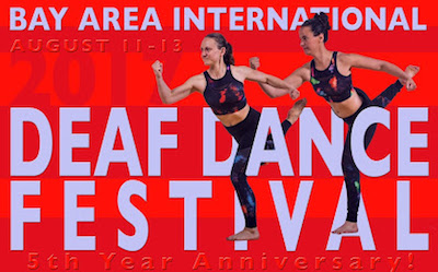 2017 Bay Area International Deaf Dance Festival