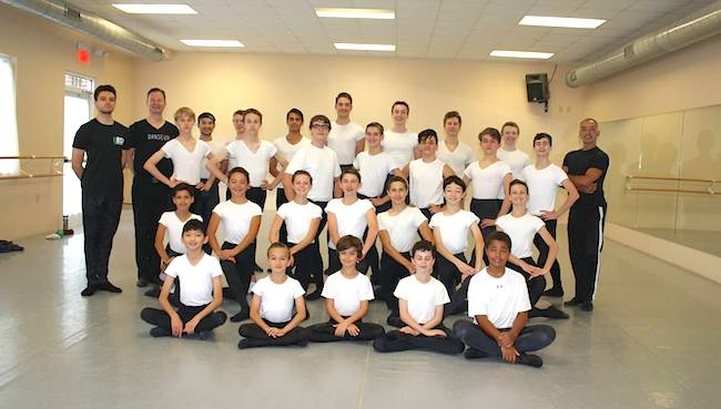 BBSI at the International Ballet Academy Cary North Carolina