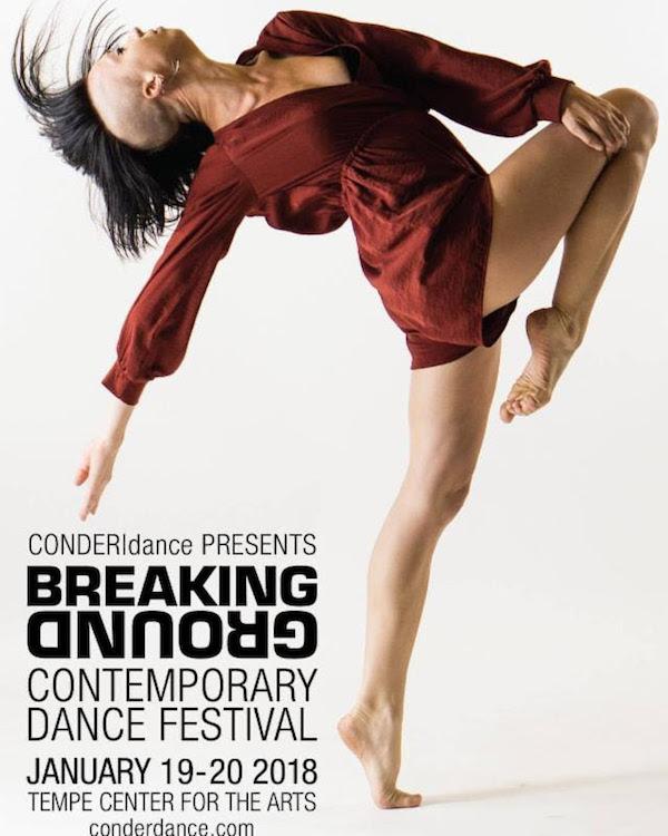 Contemporary Dance and Film Festival in Arizona