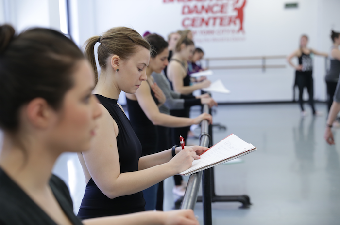 Broadway Dance Center's dance teacher workshop