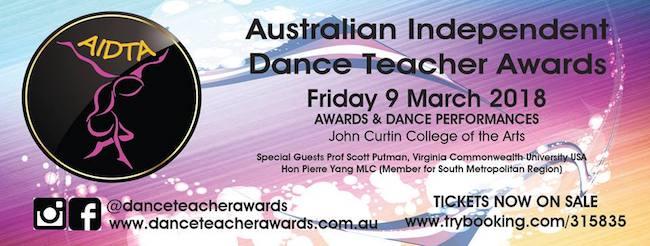 AIDTA Honours Dance Instructors in 2018