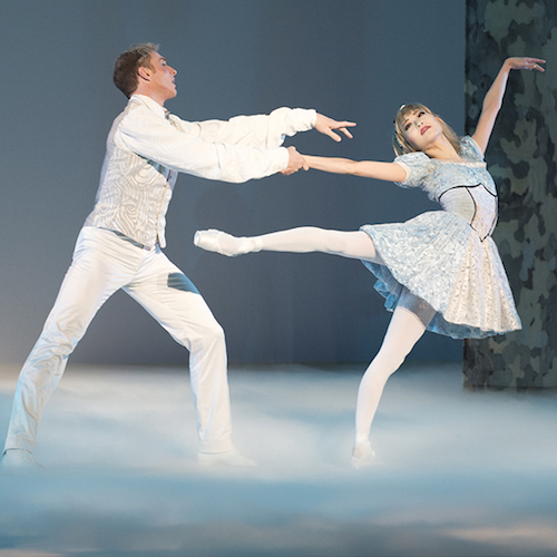 Washington Ballet production
