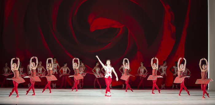 Washington Ballet production
