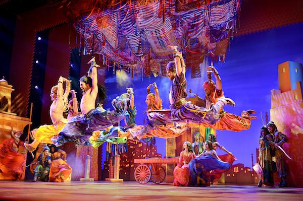 Aladdin Musical Australia