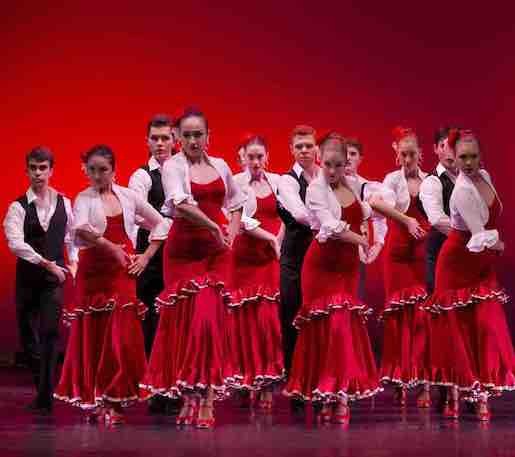 End of Year Performance by The Australian Ballet School