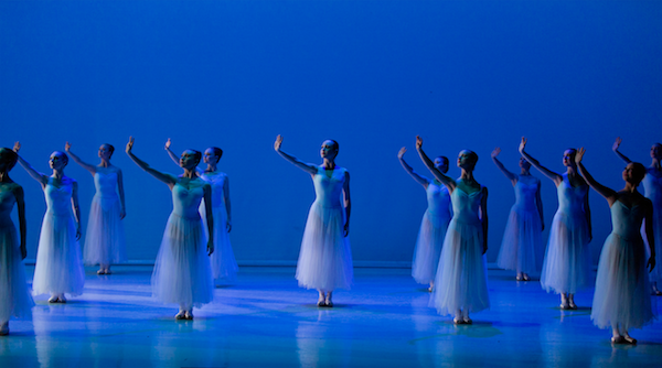 Serenade, choreographed by George Balanchine