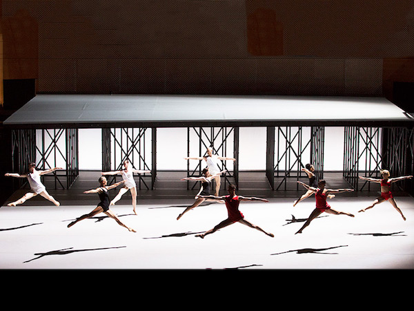Lucinda Childs Dance Company