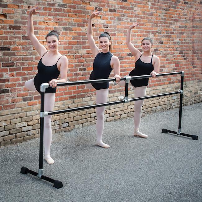 Dancers go back to school