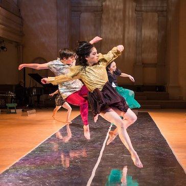 New York's BodyStories: Teresa Fellion Dance